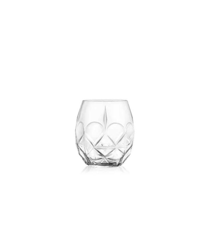 RCR  Alkemist Bicchieri acqua, cocktail mixology