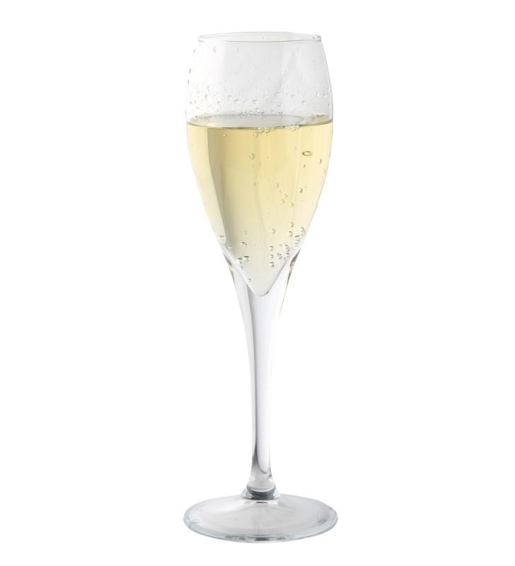 Flûte à champagne 14 cl, Pasabahce, 6 pièces